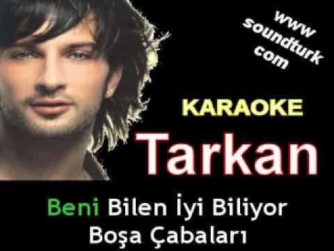 Tarkan - Dilli Duduk karaoke