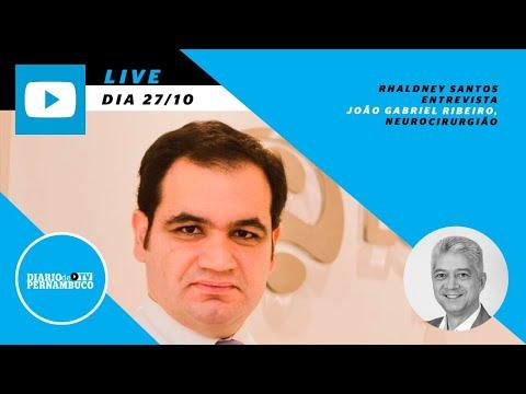 Rhaldney Santos entrevista Dr. João Gabriel Ribeiro, neurocirurgião