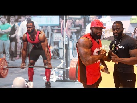 I've Never Done This Before... | Bodypower 2017