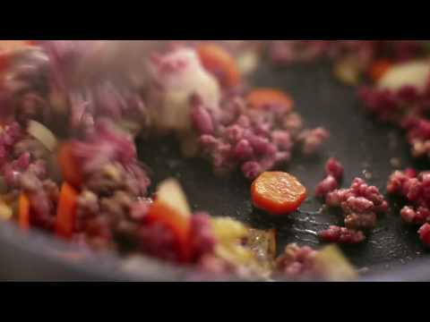 Bosch platetopper med PerfectCook sensor | for Pasta Bolognese