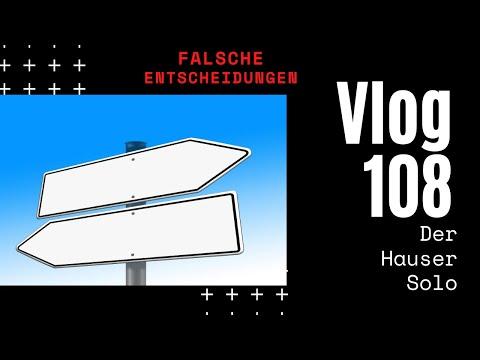 Schienenersatzverkehr und falsche Entscheidungen - Daily Vlog 108