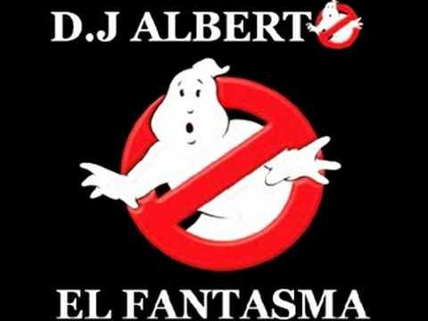 dj alberto el fantasma pachanga mix