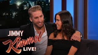 Bachelorette Kaitlyn Bristowe and Shawn B on Their Engagement
