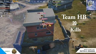 Team HB ( Shabbir Gaming) 20 kills PMIT Group D highlights