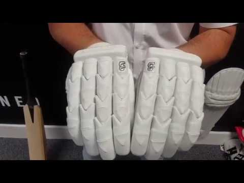 Blank Bats Modern Players Batting Gloves