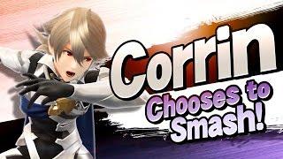 Super Smash Bros. - Corrin Reveal Trailer