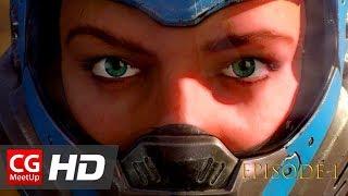 "CGI Animated Short Film: ""Farrah Rogue - Awakening"" - Ep1 by James Guard Studios | CGMeetup"
