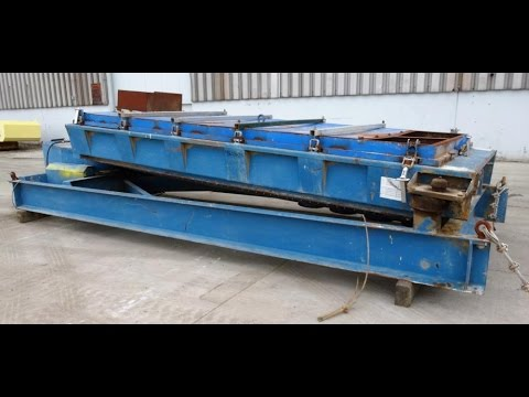 Used- Rotex Screener, Model 523DA MMMM, Carbon Steel - stock # 48622003