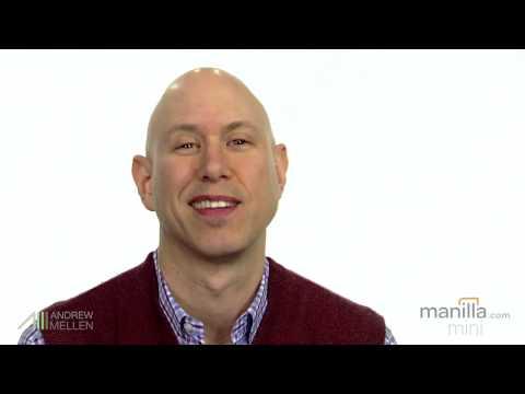Andrew Mellen X Manilla Mini: Hidden Benefits of Organization