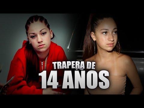 BHAD BHABIE: TRAPERA de 14 AÑOS 😱 (LE ROBA A LA MAMA) HI BICH - EN ESPAÑOL | BRAYAN TRAP