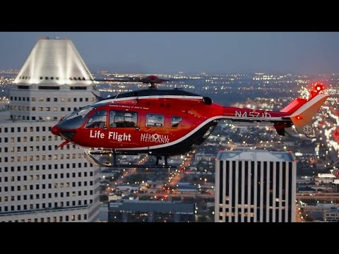 Memorial Hermann Life Flight celebrates its 40th anniversary.