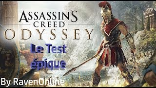 Vidéo-Test : Le Test De Assassin's Creed Odyssey (Jeu d'Or)
