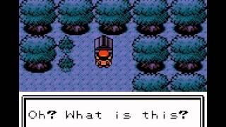 Pokemon Silver/Gold/Crystal Catching Celebi legit