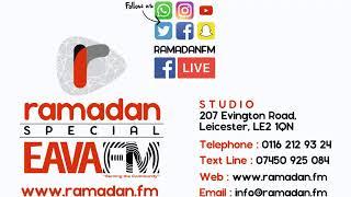 Journey through the Holy Qur'an    Ustadah Rumaysa on Ramadan Special on EAVA FM 102.5FM