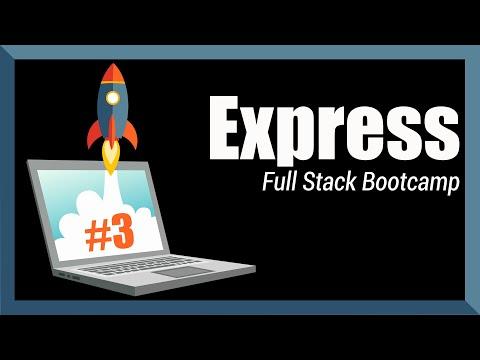 🚀 ¿Qué es Express js? ¿Cómo funciona MVC? -#3 Bootcamp Full Stack