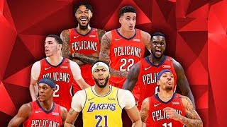 Lakers Trading Entire Team For Anthony Davis (Parody)