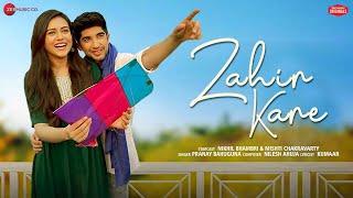 Zahir Kare – Pranay Bahuguna Video HD