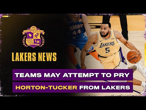 Multiple Teams Ready To Pry Talen Horton-Tucker Away From Lakers