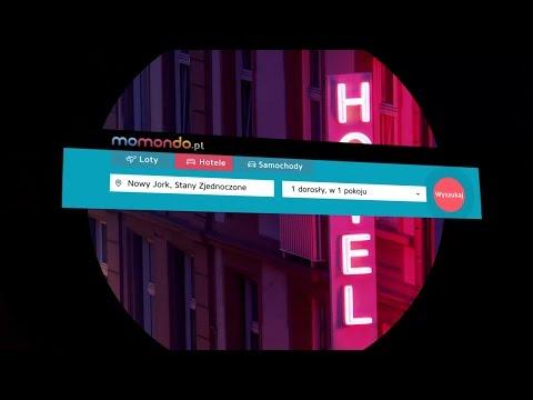 Jak znaleźć tanie loty i hotele - momondo | reklama TV (short version) - PL