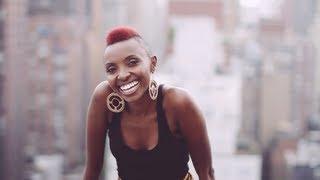 Naomi Wachira - African Girl