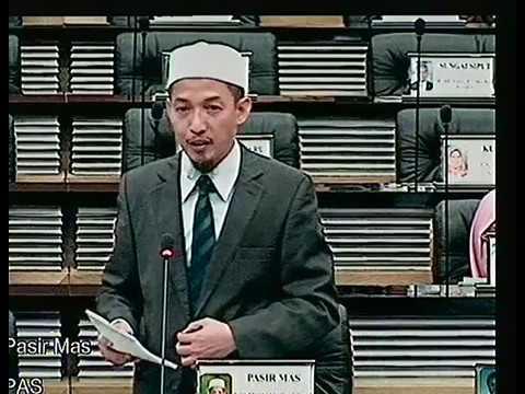 YB Pasir Mas tanya berkenaan monopoli BERNAS