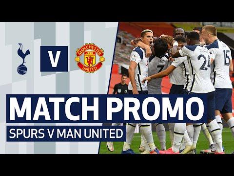 MATCH PROMO   SPURS V MAN UNITED   Premier League