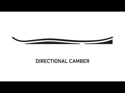 Burton Board Bends: Directional Camber