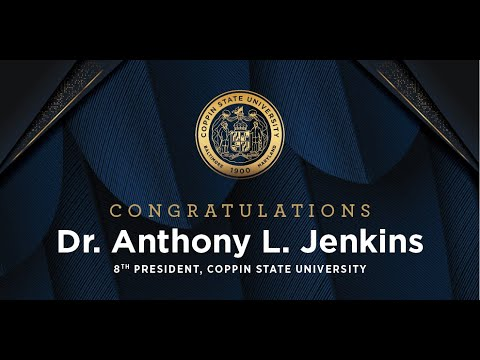 The Investiture of President Anthony L. Jenkins, Ph.D.