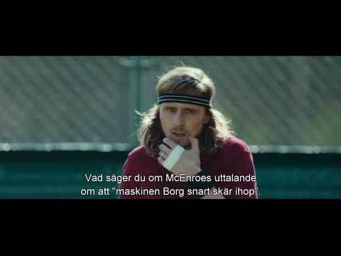 BORG officiell trailer – premiär 6 september