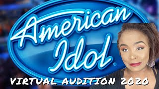 Virtual American Idol Audition 2020 | My Experience | Kristina Goulet Vlogs