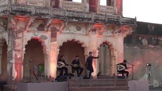Stelios Petrakis Quartet - Stelios Petrakis Quartet in INDIA 2016 #1