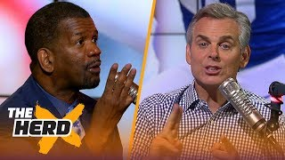 Rob Parker on why Giants will regret passing on QB, Patrick Mahomes' debut and more | NFL | THE HERD