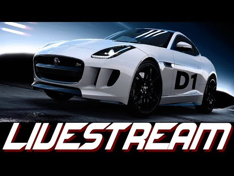 Need For Speed No Limits - Day 1 Jaguar F-Type - Live Stream