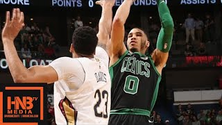 Boston Celtics vs New Orleans Pelicans Full Game Highlights / March 18 / 2017-18 NBA Season