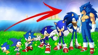 SONIC BOOM GROWING UP COMPILATION