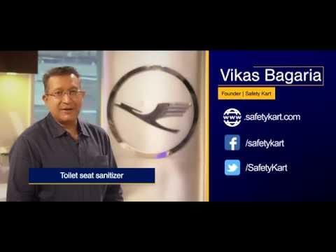 #LHRunwaytoSuccess Contestant – Vikas Bagaria, SafetyKart