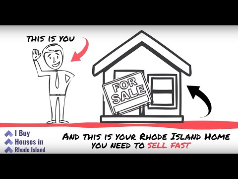 Sell Your House Fast for Cash with I Buy Houses in Rhode Island!