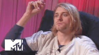 Kurt Cobain Talks Music Videos, His Stomach & Frances Bean   MTV News