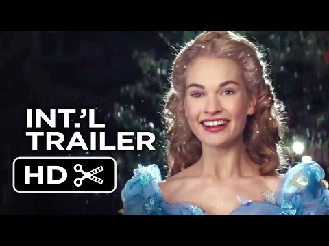 Cinderella,International,Subscribe,Retelling,Movieclips,Destination
