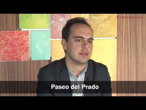 Entrevista con José Manuel Calvo sobre la estrategia urbanística de Madrid