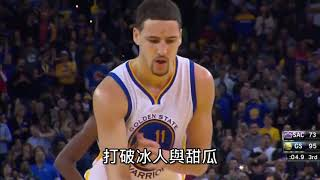 【球星檔案Together】勇士隊的葉克膜-湯神 Klay Thompson