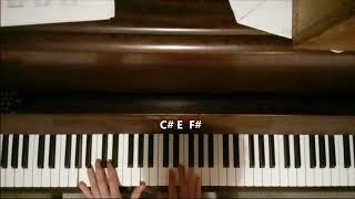 Hey Laura Piano Tutorial (Gregory Porter)