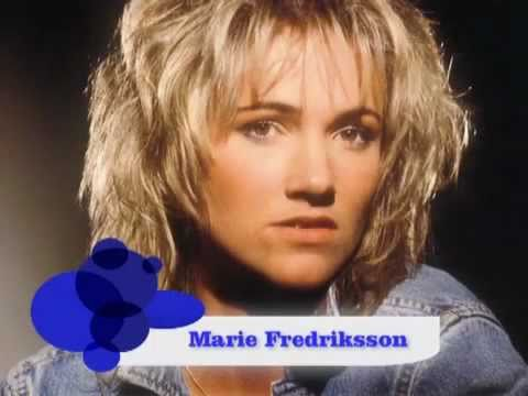 Marie Fredriksson - Rickie Lee (1984) - (with lyrics)
