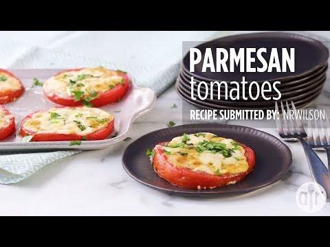 How to Make Parmesan Tomatoes | Side Dish Recipes | Allrecipes.com