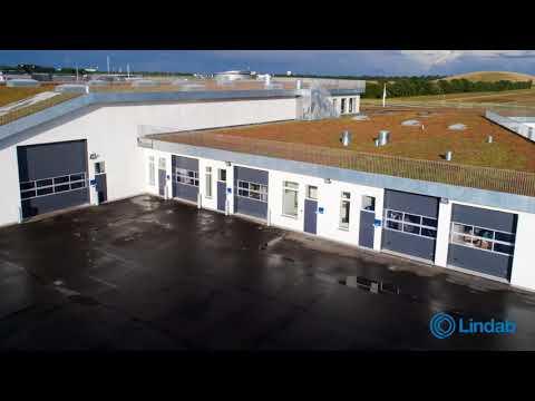 DIN Forsyning i Esbjerg får Lindab Porte
