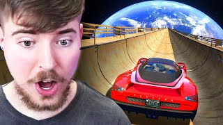 World's Largest Ramp!