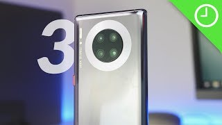 Huawei Mate 30 Pro review: (Almost) Complete package!