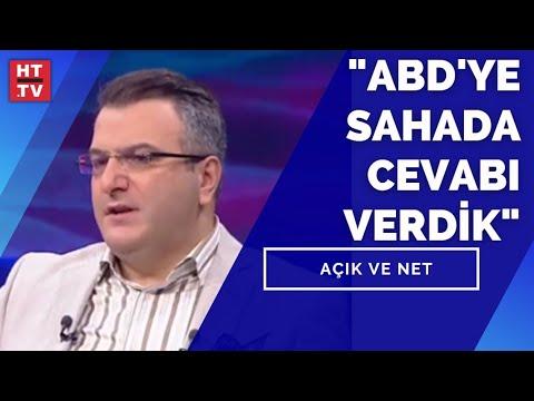 Türkiye ABD'ye nasıl yanıt vermeli? Gazeteci Cem Küçük yanıtladı