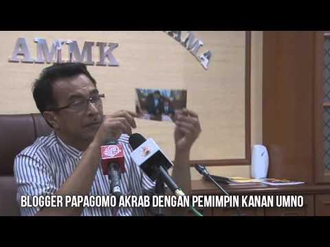 Papagomo Ada Hubungan Dengan Pimpinan UMNO