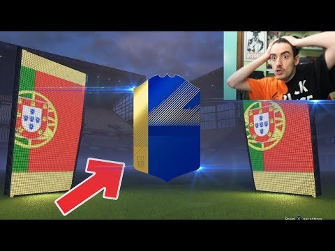 pack opening fifa 18
